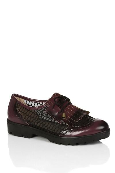 En Tarz Patırtı Bayan Ayakkabı Modelleri