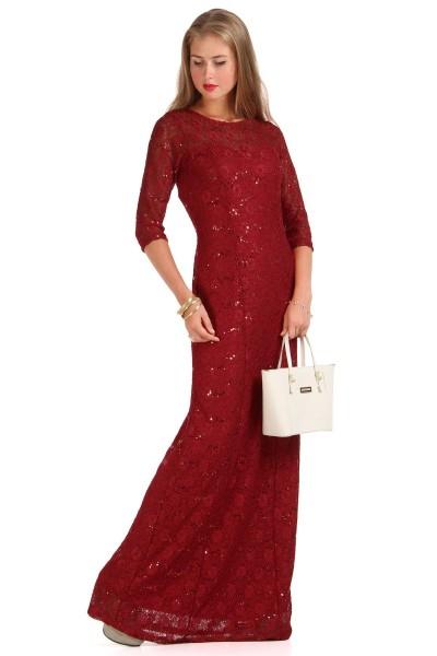 Pul İşlemeli Çok Zarif Patırtı Giyim Abiye Modeli