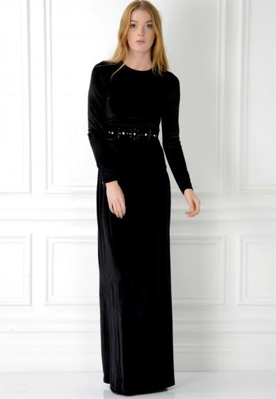 Taş İşlemeli adL Elbise Modeli 2016