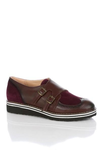 Toka Detaylı Patırtı Ayakkabı Modelleri