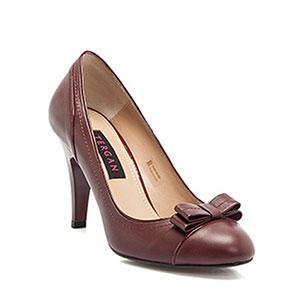 Yüksek Topuklu Tergan Kışlık Ayakkabı Modelleri