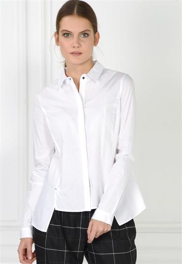 Yandan Yırtmaçlı Çok Tarz adL Gömlek Modelleri