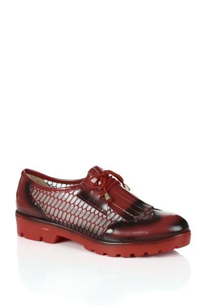 Yanları Transparanlı Patırtı Ayakkabı Modelleri