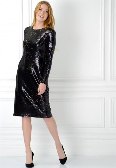 adL En Zarif Payet Elbise Modeli