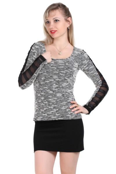2016 Lazer Kesim Patırtı Bluz Modelleri