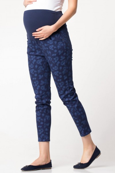 DeFacto Desenli Hamile Pantolon Modelleri