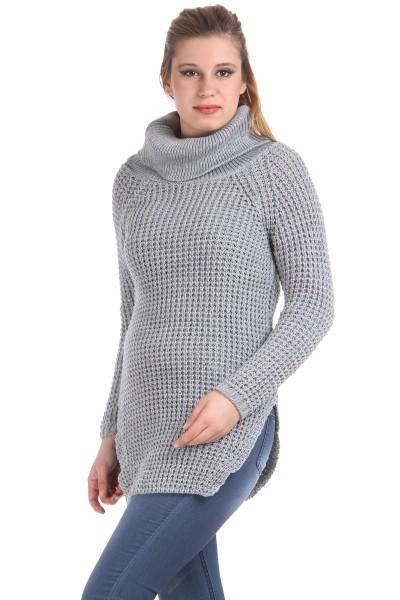Degaje Yaka Oldukça Tarz Patırtı Giyim Tunik Modelleri 2016