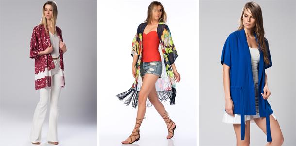 En Güzel Kimono Modelleri 2016
