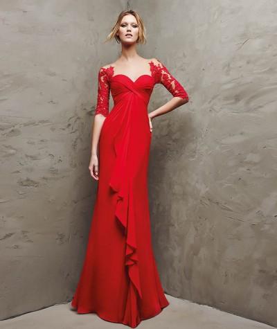 En Güzel Pronovias 2016 Abiye Modelleri