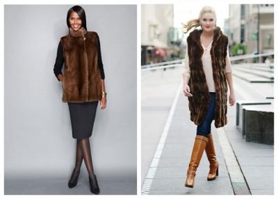 Sokak Modası Bayan Yelek Modelleri 2016