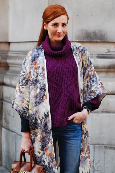 Sokak Modası Kimono Modelleri 2016