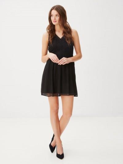 Tül Detaylı Vero Moda Elbise Modelleri