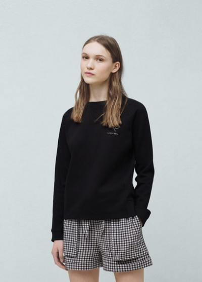 2016 En Yeni Mango Sweatshirt Modelleri