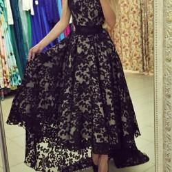 En Yeni Dantel Elbise Modelleri