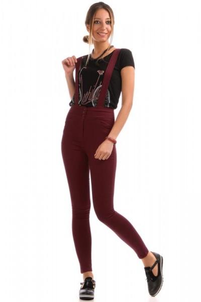 Patırtı Giyim Yüksek Bel Salopet Pantolon Modelleri 2016