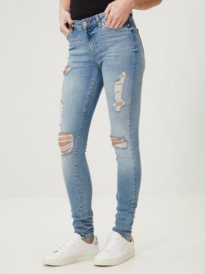 Vero Moda Yırtık Jean Modelleri 2016