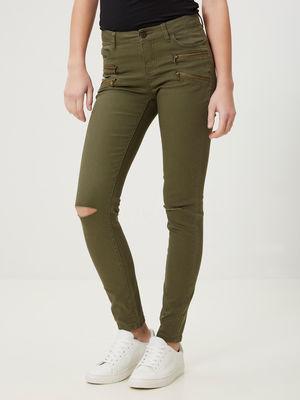 Yeni Sezon Vero Moda Fermuar Detaylı Pantolon Modelleri
