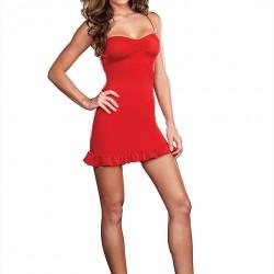 En Cesur Kırmızı Elbise Kombinleri