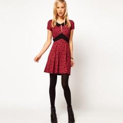 En Güzel Genç Elbise Modelleri 2016