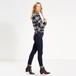 En Tarz Levi's Yazlık Jean Pantolon Modelleri 2016