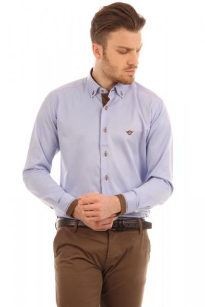 En Tarz Patırtı Erkek Gömlek Modelleri