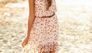 En Tarz Yazlık Elbise Modelleri 2016