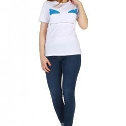 Fermuar Detaylı Patırtı Giyim Tişört Modelleri 2016