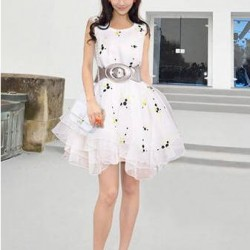 Gösterişli Genç Elbise Modelleri