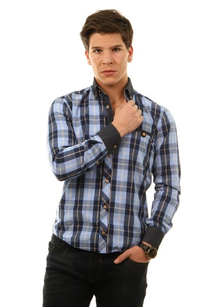 Patırtı Ekose Gömlek Modelleri 2016