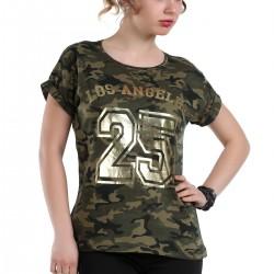 Patırtı Giyim Askeri Kamuflaj Tişört Modelleri 2016