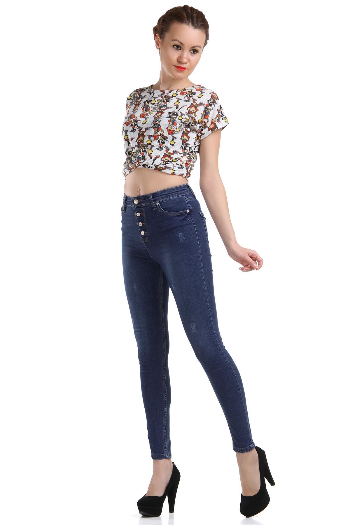 Patırtı Yüksek Bel Kot Pantolon Modelleri, Patırtı Modelleri 2016