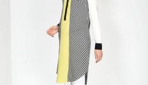 Rengarenk Alvina Genç Tesettür Tunik Modelleri, Genç Tesettür Giyim 2016