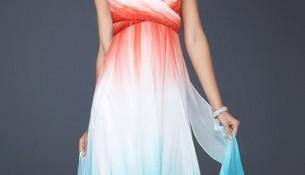 Rengarenk En Güzel Yazlık Abiye Modelleri 2016