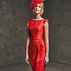 Eskiye dönüş Modası Kırmızı Abiye Modelleri 2016