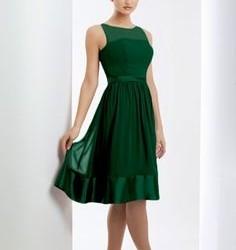 Kısa Zümrüt Yeşili Abiye Modelleri 2016