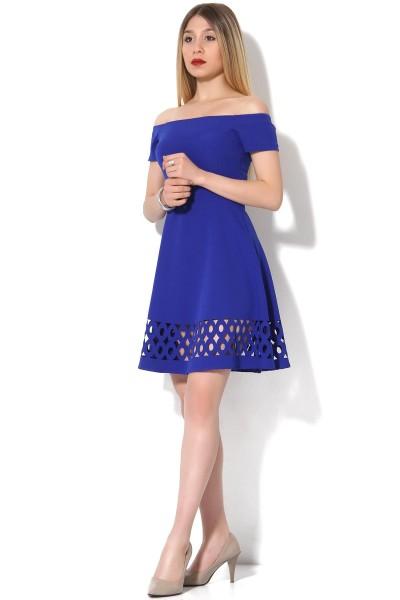 Lazer Kesim Patırtı Giyim Yazlık Elbise Modelleri 2016