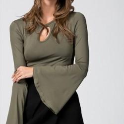 Pretty Mark İspanyol Kol Bluz Modelleri 2016