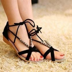 Yazlık Bayan Sandalet Modelleri