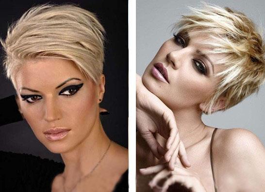 En Güzel Kısa Saç Modelleri 2016