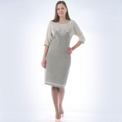 Orta Yaş Bayanlar İçin Birbirinden Şık Elbise Modelleri 2016