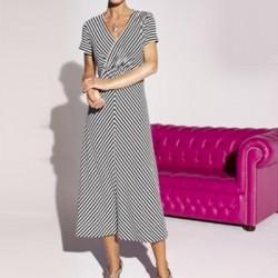 Orta Yaş Hanımlara Uygun Elbise Modelleri 2016