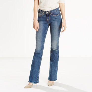 Geniş Paça Levis Bayan Kot Pantolon Modelleri 2016