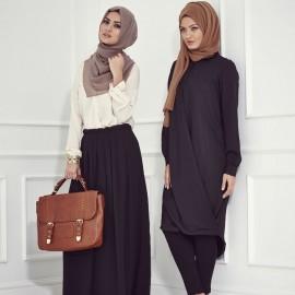 18 Yaş Kapalı Giyim Modası