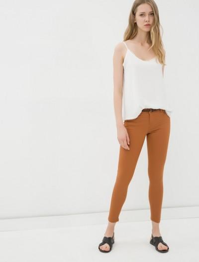 Dar Paça Skinny Koton Pantolon Modelleri 2016