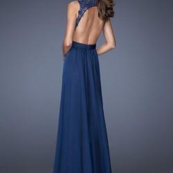 En Şık Sırt Dekolteli Elbise Modelleri