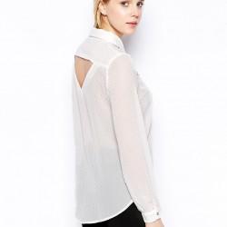 En Güzel Dekolteli Bluz Modelleri