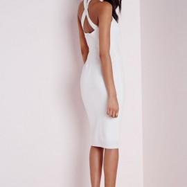 En Güzel Sırt Dekolteli Elbise Modelleri 2016