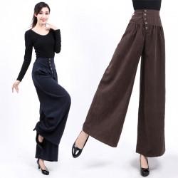 En Hoş Dökümlü Pantolon Modelleri