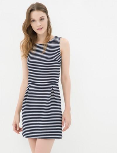 En Tarz Koton Elbise Modelleri 2016