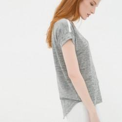 En Tarz Koton Tişört Modeli 2016